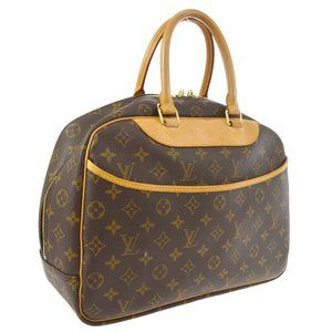 Auth Louis Vuitton Deauville Business #N2994V03O